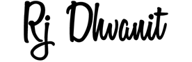 RJ Dhvanit Logo
