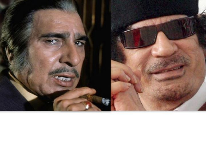 Guess the bollywood actor who looks like Gaddafi to me!!! Lucky ones would get Chocolate Room vouchers.. Conditions apply!