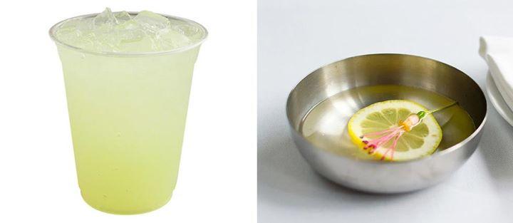 શું જમાનો આવ્યો છે...  Artificial Lemon Flavorના Welcome Drinks પીવાય છે,  અને સાચ્ચાં લીંબુથી Finger Bowlમાં હાથ ધોવાય છે...