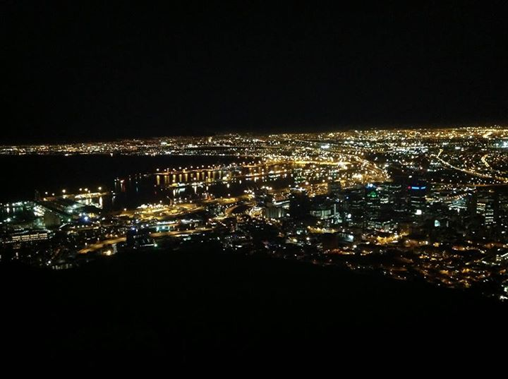 A view from the Lovers' Road at Cape Town. #rabnebanadijodi