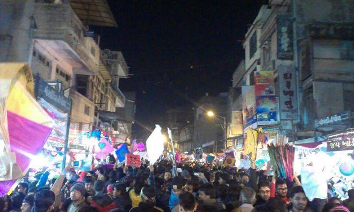RJ Dhvanit,  Ahmedabad!