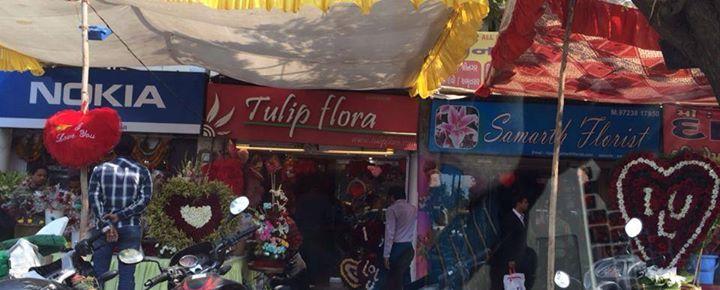 Market માં આજકાલ 'દિલ' shapeનું બધુંજ મળે છે; બસ એક 'દિલ' સિવાય.... Happy #Valentine's Day #Amdavad