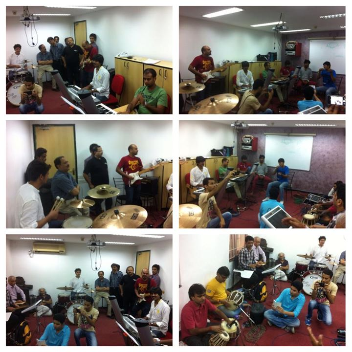RJ Dhvanit,  MirchiMusicFestival!, Amdavad