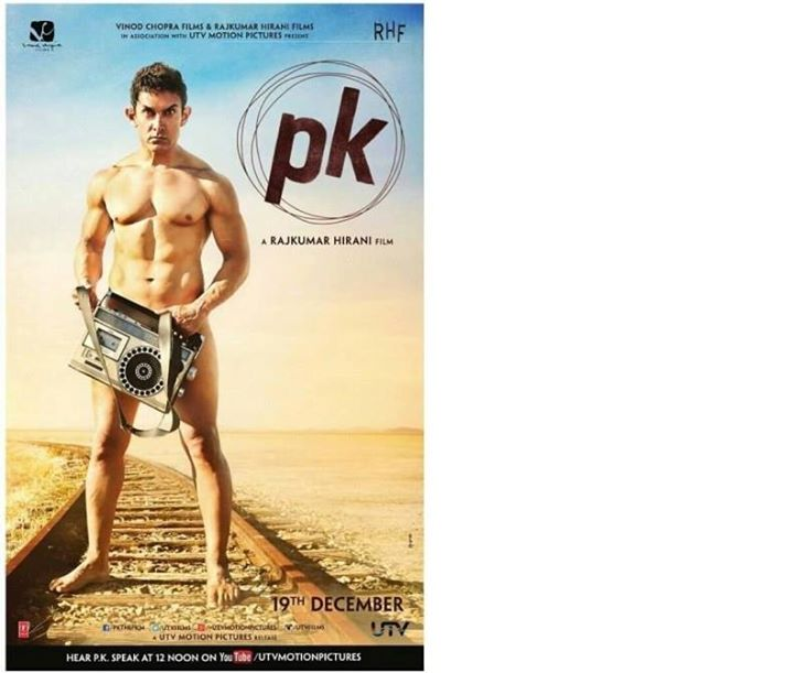 The only person who cannot take up the Ice Bucket Challenge at this time would be PK's poster boy Aamir Khan.  #IceBucketChallenge #AamirKhan #PK