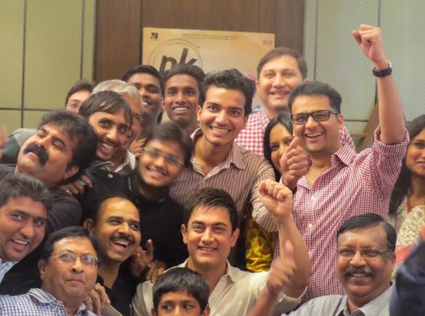 #PK ho kya?  #AamirKhan