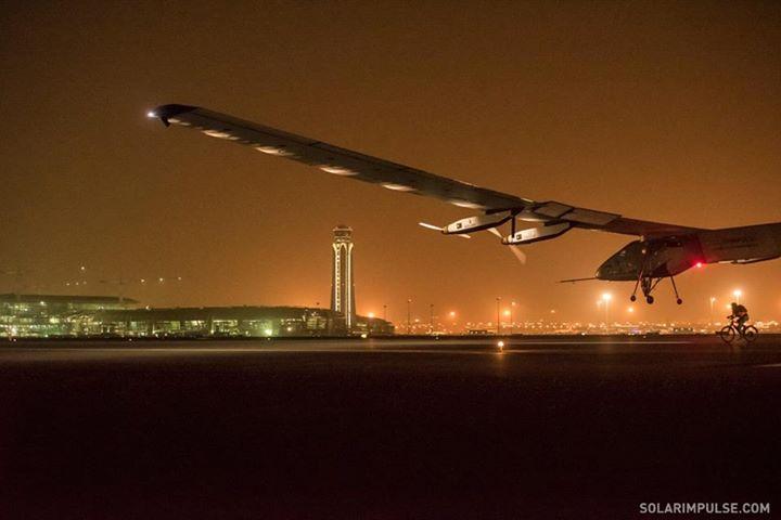 :: Solar Impulseનો અમદાવાદમાં કાલે છેલ્લો દિવસ ::  દર્શનનો સમય: આવતી કાલે સવારે 8 થી 9 ફોટો પાડવાની કોઈ મનાઈ