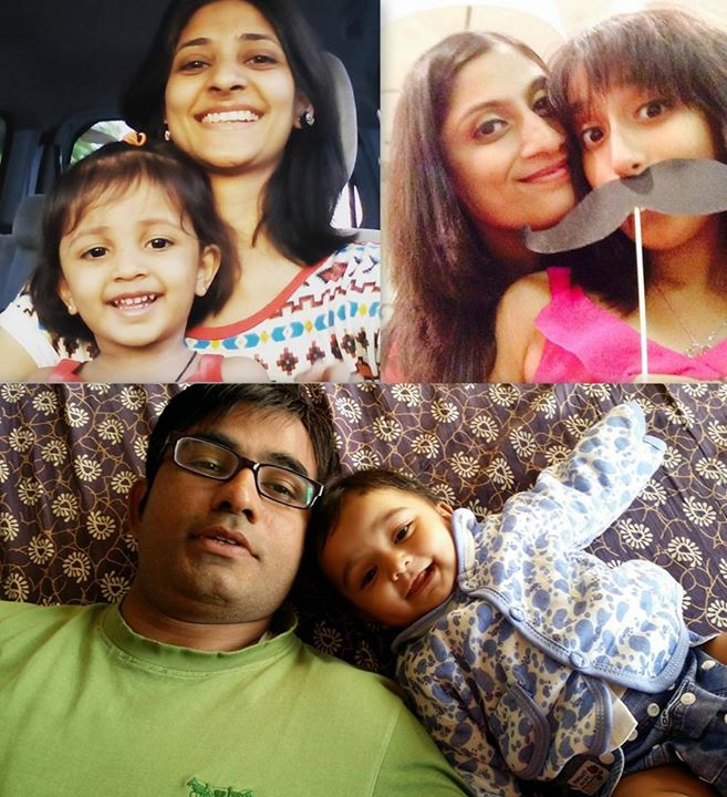 Presenting the Winners of 'Selfie with Daughter' Contest that I conducted on my show last week. The best pictures came from Ravi Sharma, Rina Bhatt, Hetal Shah, Miloni, Devas Panchal and Vishal Bhavsar. Congratulations! You win special Mirchi Prize.  #SelfieWithDaughter