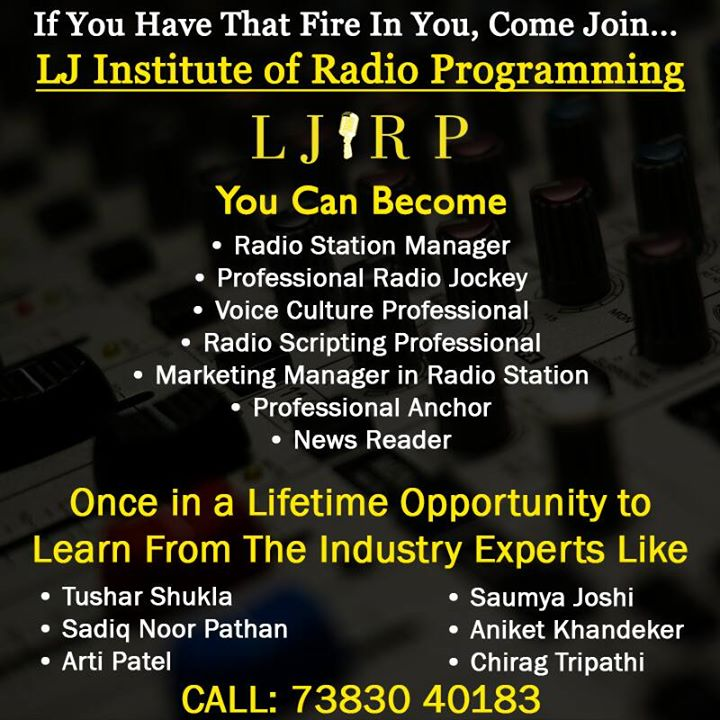 Do you want to become a #Radio #Professional? Check this out.  #career #radioindustry #media #anchor #newsreader #rj #radiojockey