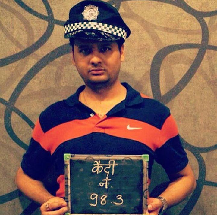 क़ैदी नं. 983 wishes a very happy birthday to Radio Mirchi, #Ahmedabad!   #happybirthday #radiomirchi #mirchi #amdavad