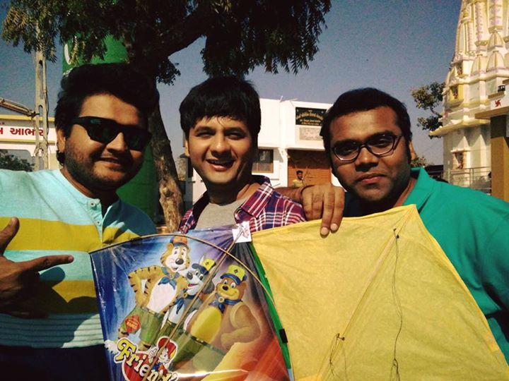 Hows it going #Amdavad?  #showcaseuttarayan