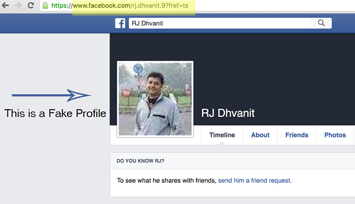 :: This Dhvanit is #Fake ::  એમની સંસ્થાના સભ્ય બનવું નહિ, એમના પ્રમાણે એમની birthday 1st April હશે, મારી નથી! Meanwhile, if you have added him as a friend request you unfriend him and report that account.