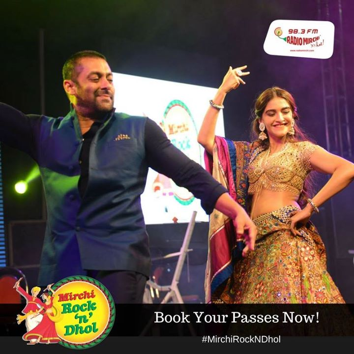 The Most Premium #navratri of #Amdavad #MirchiRockNDhol is bigger and better this year! 2nd to 10th October at Aman Akash Party Plot. Book your passes from www.bookmyshow.com  #navratri2016