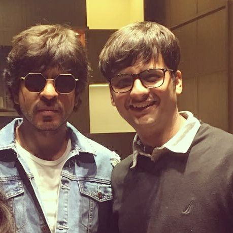 Just met the 'Raees' Shahrukh Khan!  #srk #kingkhan #shahrukhkhan