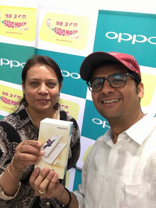 Win* an #opposmartphone  Theme for this week: #cool wali #selfie  Mail me your selfie to dhvanit@radiomirchi.com or send it as message here on Facebook and get a chance to win a smartphone in #opposelfieshukravaar  *conditions apply!  #summer #opposelfieexpert