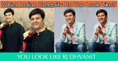 RJ Dhvanit,  DigitalScams, WhichIndianCelebrityDoYouLookLike