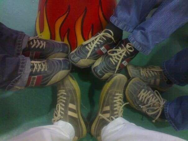 RJ Dhvanit,  coincidence!, throwback, same, shoes