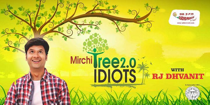 Join my #treeidiot army!  #treeidiots #treeidiot2 #dhvanit #gogreen #tree