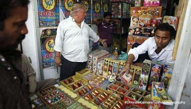 નોર્થ કોરિઆ માટે રોકેટ લેવા આવ્યો છે ભ'ઈ!!??!!  Image Source: Facebook