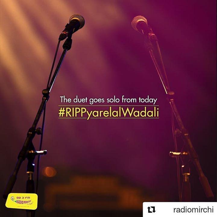 RIP Pyarelal Wadali