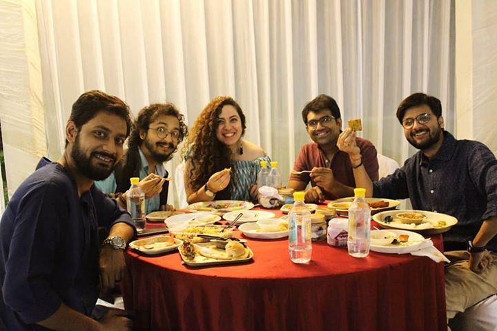 RJ Dhvanit,  foodie, food, foodfest, foodfestival, foodgasm, foodporn, ahmedabad, amdavad
