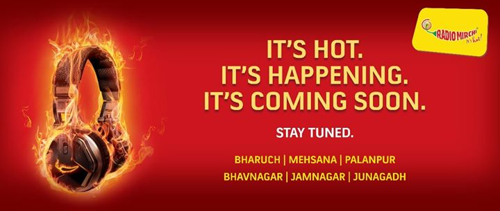 Launching tomorrow in bharuch. 92.3 would be the frequency  #mirchi #radiomirchi #bharuch #radiostation #gujarat #comingsoon