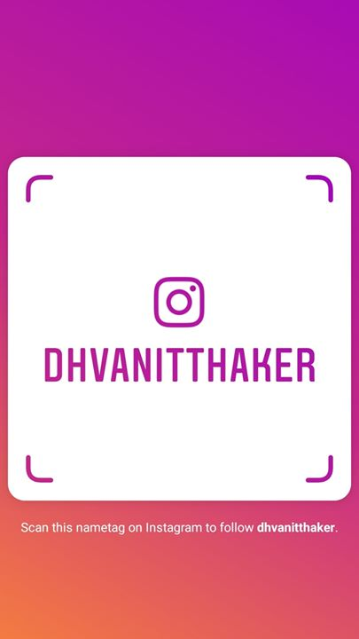 Lets connect on Insta too!  #instagram #nametag #instagramnametag