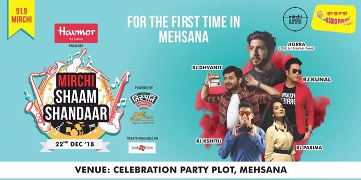 Radio Mirchi brings #MirchiShaamShandaar at Mehsana! 'Short Circuit' Starcast is also going to be there!
