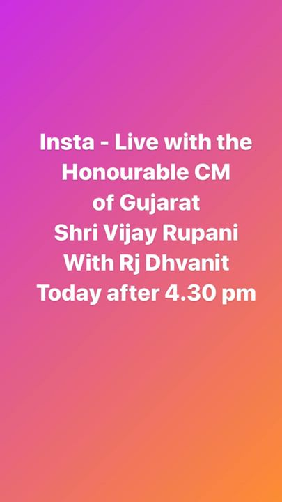 RJ Dhvanit,  morningmantra, facebooklive