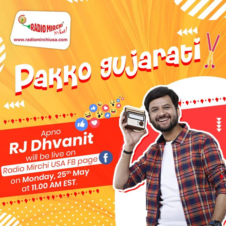 RJ Dhvanit,  smulemirchicoverstar, ahmedabad, audition, auditions, cover, coversong