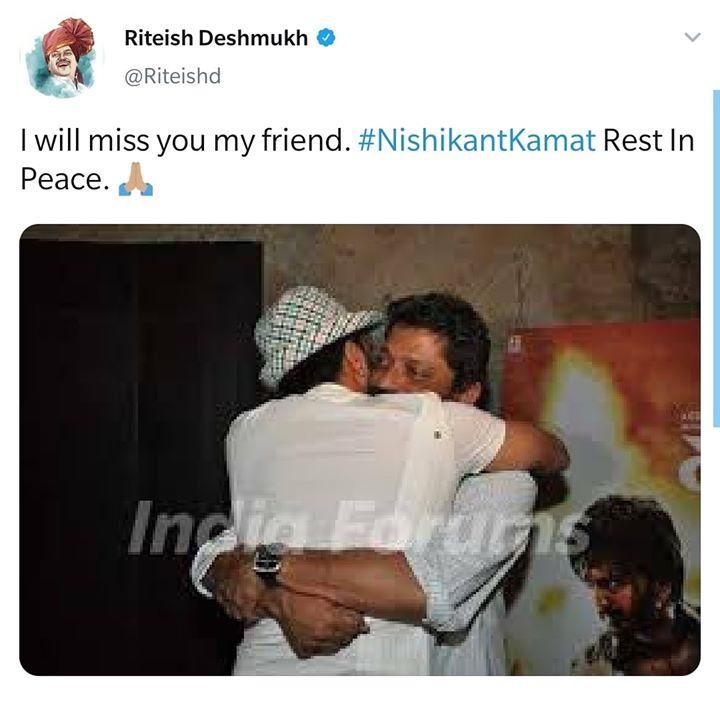 RJ Dhvanit,  nishikantkamat, force, mumbaimerijaan, drishyam, madari, RjDhvanit
