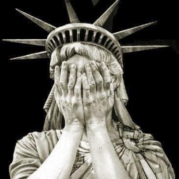 અમેરિકા માટે શરમજનક દિવસ...   અરે રે યુ.એસ.એ.!   Are re re #usa ..