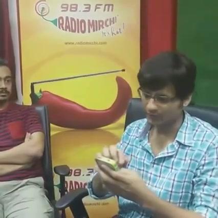 Chat with Gujarati film-makers Dhwani Gautam and Abhishek Jain!