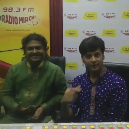 Live Mor Bani Thangaat with Osman Mir!!  #Passport #Garbo Fun chat with  Malhar and Anna.