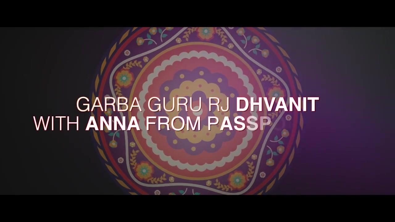 :: મસ્ત-મસ્ત Must Watch Video ::  મળો મારી ગરબા પાર્ટનરને !   Meet my #GarbaDate!   #Navratri #Garba #Passport #AnnaWithDhvanit  #Swag #navratri2016