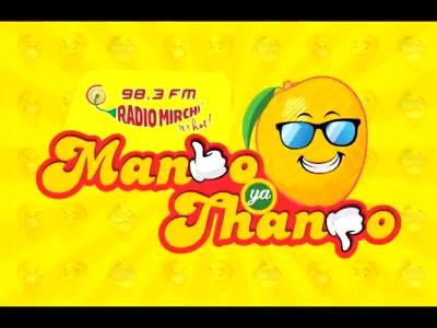 #mango party at an Aanganwadi in Jodhpur Area today.  #mangoyathango #winner #mangoes #Amdavad