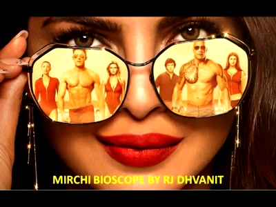 #MirchiMovieReview: #Baywatch #Wonderwoman  PriyankaChopra Dwayne The Rock Johnson #priyankachopra #therock Baywatch Movie