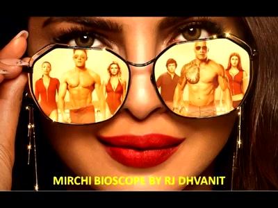 #MirchiMovieReview: #Baywatch #Wonderwoman  PriyankaChopra Dwayne The Rock Johnson #priyankachopra #therock Baywatch Movie