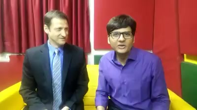 The US Consul General #CGVajda at #mirchi office today morning. He has #bollywood #songs in his #playlist. Watch the video to find out his favorite ones.   #USA #unitedstates #america