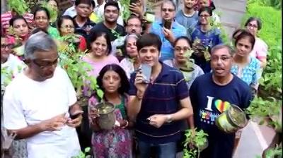 Plantations that have happened so far in #treeidiot2  #treeidiots #treeidiot #gogreen #tree #amdavad