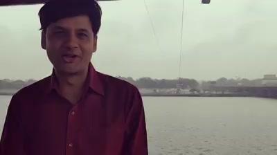 #baarish wala #googly sawaal!   #dhvanitnigoogly #ahmedabadrain #rain #bollywood