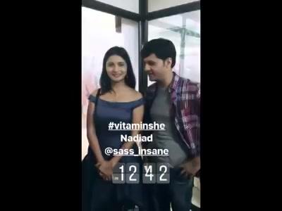 #vitaminshe #promotions at Anand, Nadiad and Vallabh Vidyanagar yesterday.   #gujaratifilm #28thJuly Bhakti Kubavat