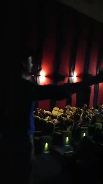 અબ જનતા બોલેગી - 13  Audience Reaction at city gold ashram Roadkill  Live Response for #VitaminShe   #MovieReview #incinemasnow Prem Gadhavi