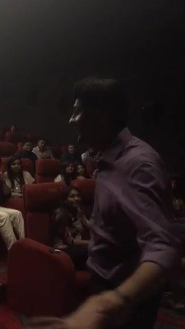 અબ જનતા બોલેગી - 14  Audience Reaction at Time Cinema last show in interval   Live Response for #VitaminShe   #MovieReview #incinemasnow