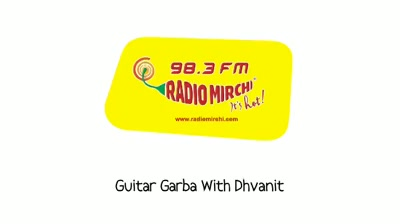 #contest: આ #guitargarba Garba મા કેટલી જગ્યા ના નામ લેવામાં આવ્યાં છે?   Write your answers in comment section and win* #mirchirockndhol couple passes.   Singers: Bhumik Shah & yours truly  Guitar: Sanket Khandekar Mixing: Darshan Dwivedi  #navratri #navratri2017 #mirchirockndhol2017
