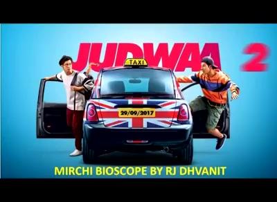 #mirchimoviereview #judwaa2   #mirchibioscope #varundhawan #taapseepannu #Jacquelinefernandez