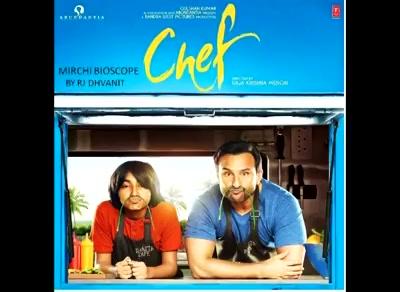 #mirchimoviereview #chef  #mirchibioscope #saifalikhan #dhvanit #remake #chefmovie