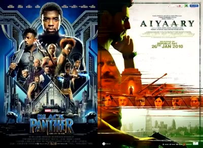 #mirchimoviereview #ayaari #blackpanther
