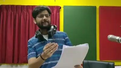 એક love letter લખ્યો છે મેં News Channels માટે.. #loveletter #Sridevi #newschannels