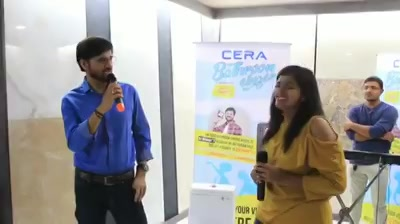Mishita Shah winner of Cera bathroom singer who wins a iPhone 10.  #bathroomsinger #bathroomsinging #iphone #iphonex #iphone10 #bathroom #singing #dhvanit #singer