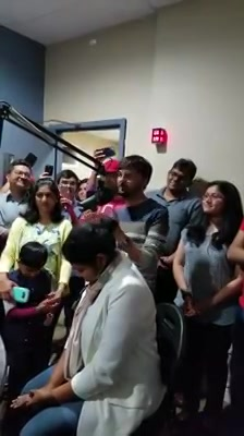 Had a great time in Bolly Fm in San Jose   Thank you so much Dhyey Desai for sharing the video.  #US #USdiaries #america #travel #traveldiaries #travelgram #dhvanit #rjdhvanit #singing